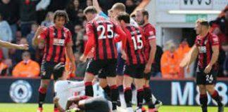 Late Cherry goal nega nove-man Spurs un pareggio