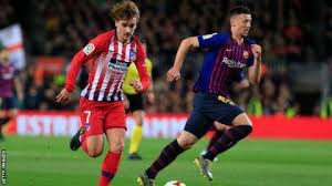 Barcellona pagherà la clausola di buyout nel contratto di Griezmann di 120 milioni di euro, BBC Sport capisce.
